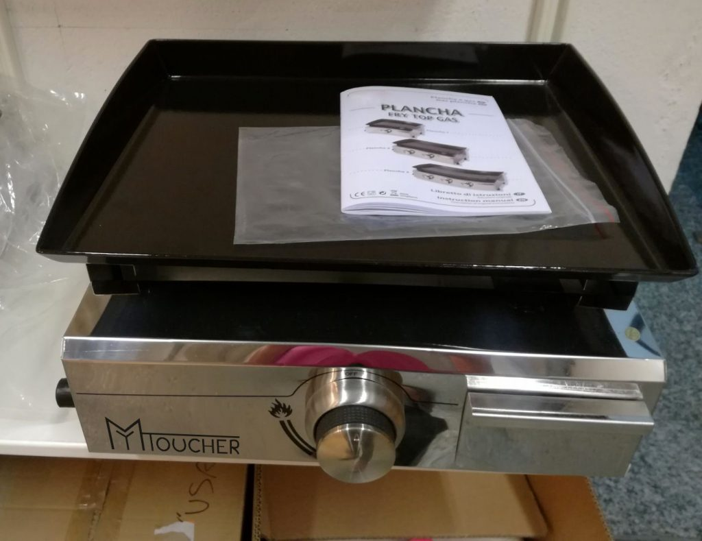 Grill a gas € 139