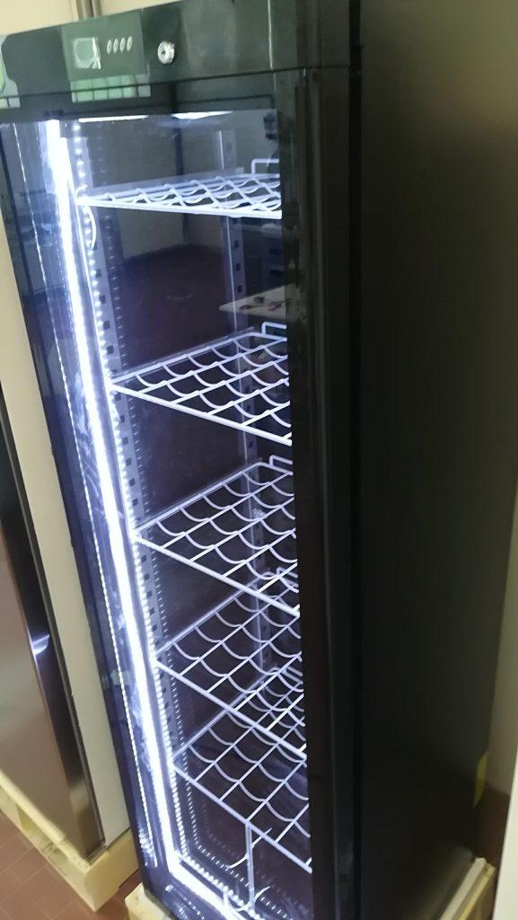 Espositore refrigerato per vino € 610